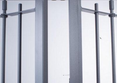 grille de défense pour porte